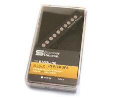Seymour Duncan SJ5-3n Quarter Pound 5-string Jazz Bass Neck Pickup 11402-53