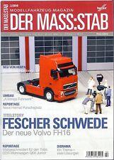 Herpa Maßstab 2/2010; Volvo FH 16, Porsche, DDR-Wohnwagen QEK Junior, ...