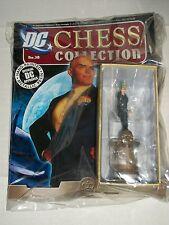 DC EAGLEMOSS CHESS FIGURE COLLECTION #38 LEX LUTHOR BLACK KING