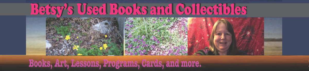 Betsy's Used Books and Collectibles