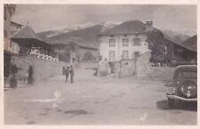CPSM 66 SAILLAGOUSE (Pyrénées Orientales) La Place