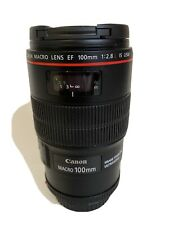 Canon EF 100mm Macro F/2.8L IS USM