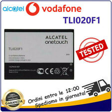 BATTERIA PER ALCATEL C7 TLI020F1 / F2 2000mAh VODAFONE SMART TURBO 7
