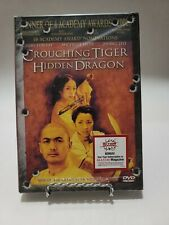 Crouching Tiger, Hidden Dragon (Dvd, 2001, Special Edition) Chow Yun Fat New