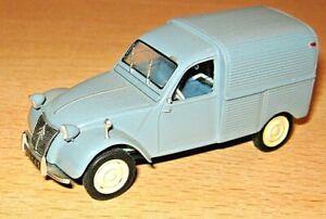 CITROEN 2CV Van Model VGC 1/43 scale