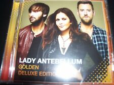 LADY ANTEBELLUM Golden (Deluxe Edition) CD - New