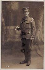 WW1 soldier Corporal Cheshire Regiment