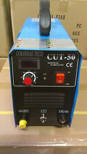 Plasma Cutter CUT50 Inverter 220V Voltage & 58 Consumables 2017 Model 50AMP New