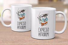 Expresso patronum Harry Potter-Mignon Drôle Tasse Cadeau Céramique Café Thé