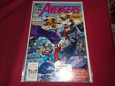 THE AVENGERS #316 Marvel Comics 1990 VF
