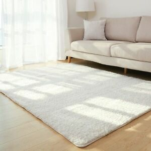 Living Room Carpet Kid Room Play Area Rug Safe Soft Fluffy Home Decor Mat Floor