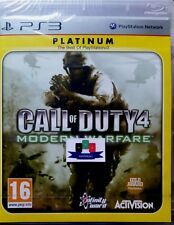 Call Of Duty 4: Modern Warfare PS3 Game 2007 (16+) New And Sealed