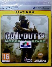 Call Of Duty 4: Modern Warfare Ps3 Juego 2007 (de 16 años) Nuevo Y Sellado