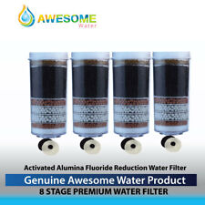 NEW AWESOME WATER FILTER  + fluoride removal BUNDLE