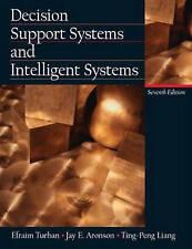 Decision Support Systems Intelligent Systems Jay E. Aronson, Efraim Turba
