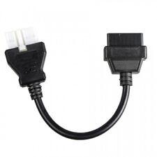 12pin OBD1 OBD2 Connector Adapter for Mitsubishi 12 PIN Cable