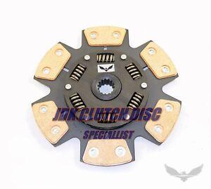 """JDK CHEVROLET COBALT HHR & PONTIAC G5 STAGE3 CLUTCH DISC 14SPLINE 8-7/8"""""""