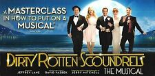 "Robert Lindsay ""DIRTY ROTTEN SCOUNDRELS"" Rufus Hound 2014 London Promotional DVD"