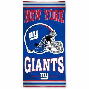 "NFL New York Giants 30"" x 60"" Beach Towel"