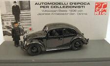 Volkswagen VW Beetle 1939 Japanese Ambassador Gen. Oshima 1:43 RIO4247P RIO