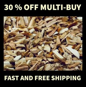 1L -10L Best Quality Natural & Fresh BBQ Wood Chips For Food Smoking