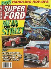 SUPER FORD 1991 JAN - So-Gal Special, Yates Racing
