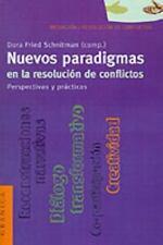 Nuevos Paradigmas en la Resolucion de Conflictos: Perspectivas y Practicas (Pape