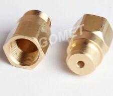 M18 x1.5 Lambda O2 Oxygen Sensor Extension Extender Spacer Exhaust Brass 04mm
