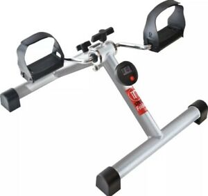 Folding Cycle Stamina Cardio Floor Tabletop Exercise Portable Bike Fitness, New