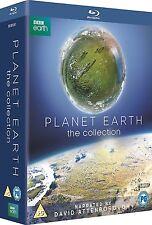BLUE PLANET I & II COMPLETE SERIES DAVID ATTENBOROUGH 6 DISC BOX SET BLU-RAY RB