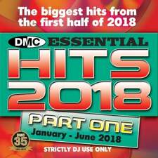 Essential Hits 2018 Part 1 Mid Year Chart Music DJ CD Chart Breakers Jan to June