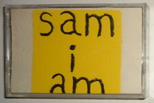 SAM I AM - Rare Rock Demo Cassette 1991 - Stand For Something, Fate & Mystery...