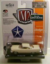 1957 '57 Chrysler 300C R39 M2 Machines Drivers Diecast 2017