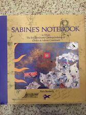"""SABINE'S NOTEBOOK Nick Bantock: 1992 Chronicle Books HC:  """"MINT, NEW, DUST JCKT"""""""
