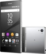 "New Imported Sony Xperia Z5 Premium Duos Dual SIM 4G LTE|32GB|3GB|5.5"" Chrome"