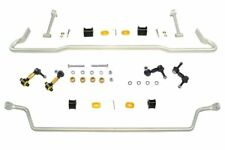 11-14 Subaru WRX 08-14 STI Whiteline 22mm Front & Rear Sway Bars W/ Endlinks