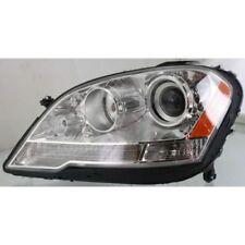 New Left New Left DOT/SAE Headlight For Mercedes-Benz ML350 2008-2011