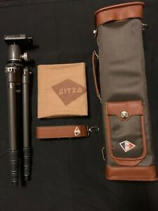 Gitzo trípode kit vintage