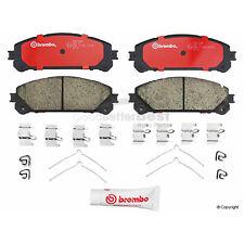 New Brembo Disc Brake Pad Set Front P83126N 044650E010 for Lexus Toyota