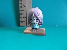 """#596 Unknown Anime 1.5""""in Mini Figure Adorable Girl on Basketball Court Magnetic"""
