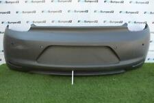 VOLKSWAGON SCIROCCO REAR BUMPER 2008 -2012 - GENUINE VOLKSWAGON PART*G3