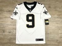 New Orleans Saints Drew Brees Untouchable Vapor Mens Jersey White Sz S,2XL $150