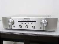 Marantz PM-6006 Integrated Amplifier Pre-Main Amp Silver Gold AC100V Japan NEW