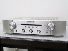 Marantz PM-6006 Integrated Amplifier Pre-Main Amp Silver Gold AC100V Japan NEW