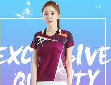 Korean Style Women Size Large Pink Short Sleeves Breathable Top