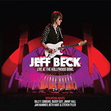 JEFF BECK LIVE AT THE HOLLYWOOD BOWL 2 CD ALBUM (Released APRIL 6th 2018)
