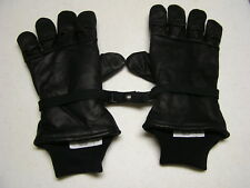Men/Women Intermediate Cold/Wet Leather Lined Hawkeye Gloves With Glove Insert