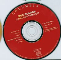 Boz Scaggs - Double Pack (Disc 1: Down Two Then Left) CD Only (NC7)