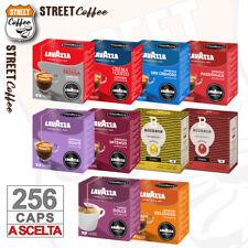 256 CIALDE CAPSULE CAFFE' LAVAZZA A MODO MIO MISCELA A SCELTA ORIGINALI INTENSO