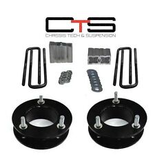 """LIFTKIT FRONT 1"""" COIL SPACER  3"""" BLOCKS """"B""""   6-LUG 4x4 leveling Toy Tacoma"""